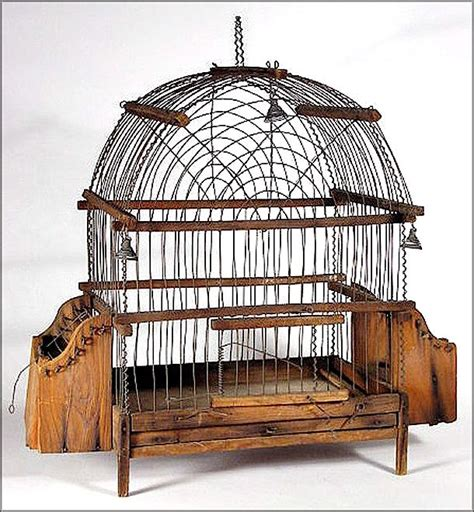 Handmade Bird Cages - antique bird cage handmade bird cages