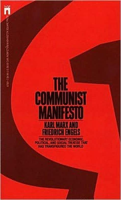 the communist manifesto skeptical reader series books communist manifesto by karl marx 9780671678814