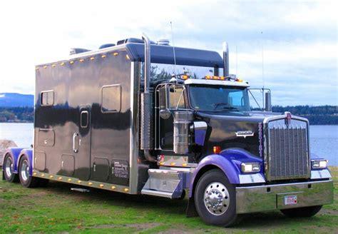 tester custom semi trucks