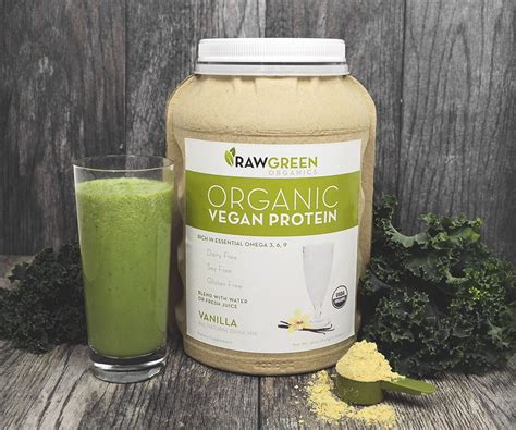 Garden Of Greens And Protein Powder Review Organic Vegan Protein Powder From Green