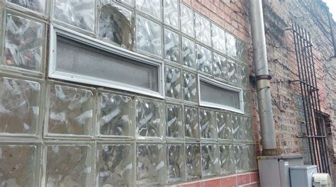glass block window installation pittsburgh