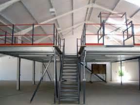 2 Story Open Floor Plans storage mezzanine floors for commercial amp industrial