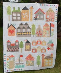 Landscape Quilt Patterns by Moda Be My Neighbor 2016