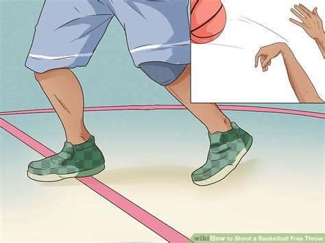8 Steps To Throwing A Fantastic by How To Shoot A Basketball Free Throw 14 Steps With Pictures