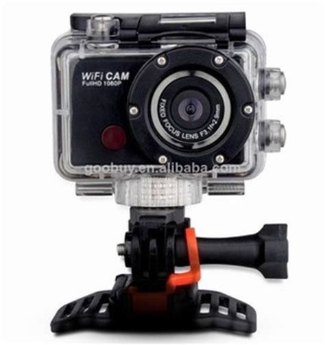 2014 ip68 1080p sport with wifi and remote as similar as gopro