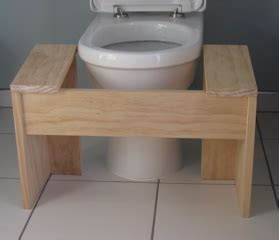 toilet squat stool nz d i y plans lillipad squatting toilet platform