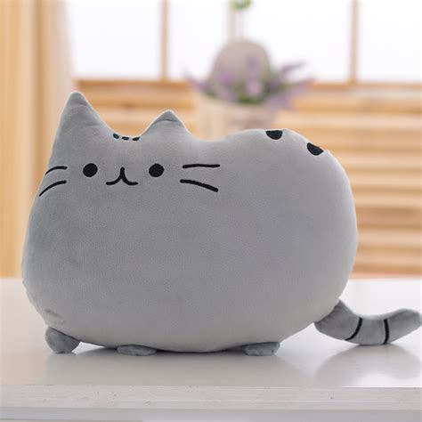 cat pillow bed large plush toy doll cat pillow cushion kids bed room sofa