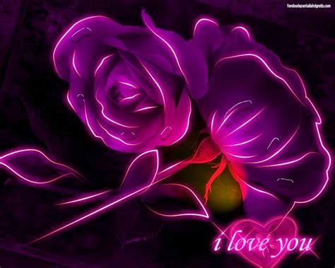 imagenes con movimiento lol rosas con brillo flores hermosas lindas hermosas