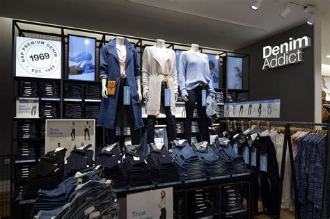 Gap unveils new concept store at Bluewater with denim customisation News : Retail (#803236)