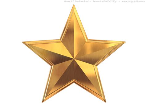 printable gold star award gold silver and bronze metal stars psdgraphics