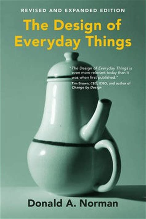 design of everyday things pdf the design of everyday things donald a norman