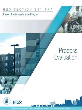 section 811 program process evaluation hud section 811 project rental