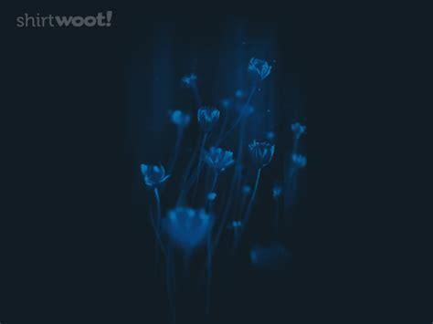 Batman Blooms Tshirt in bloom sleeve winner of best use of light