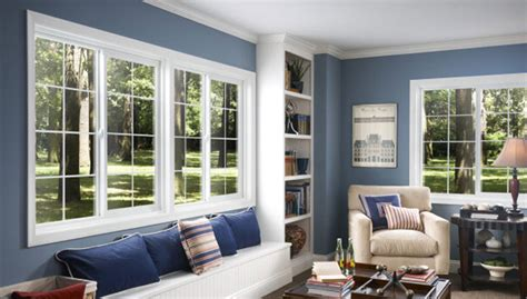 types of living room windows