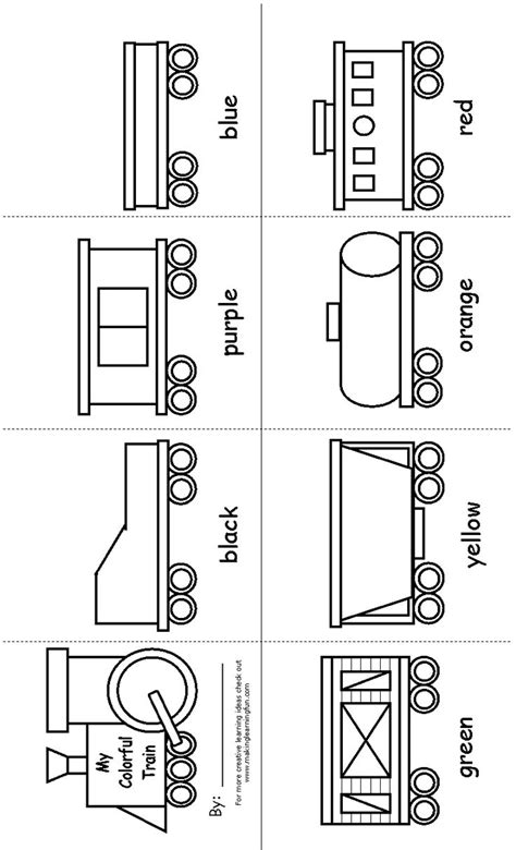 pattern out in spanish top 25 best train crafts preschool ideas on pinterest