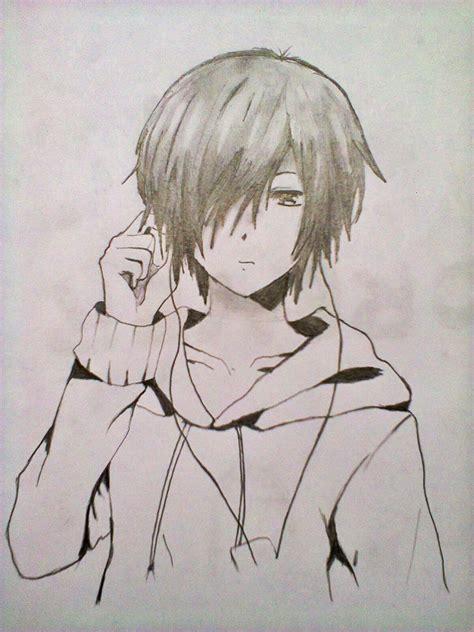 Cool Anime Drawings Cool Anime Drawings Has Boy And Anime Drawing