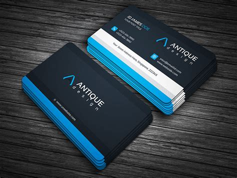 best visiting card templates best business card template template catalog
