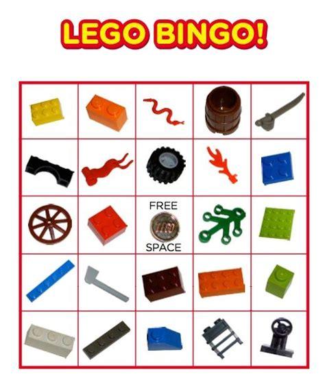 printable lego star wars bingo cards lego bingo party ideas pinterest