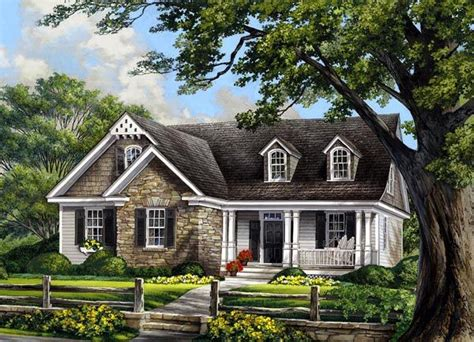 cape cod cottage house plans cape cod cottage country country house plan 86109