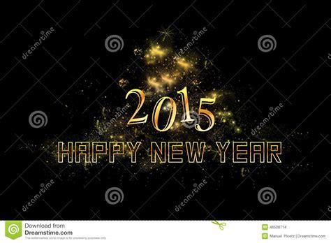 modern new year black modern new year background stock illustration
