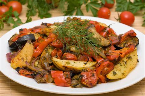 cucinare verdure al forno verdure al forno light ricetta tomato