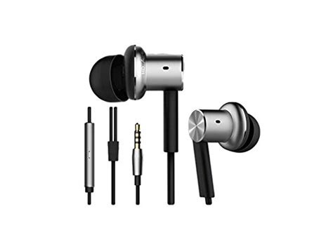 Hybrid Headphone In Ear Original xiaomi qter01jy original mi piston iron hybrid earphone import it all