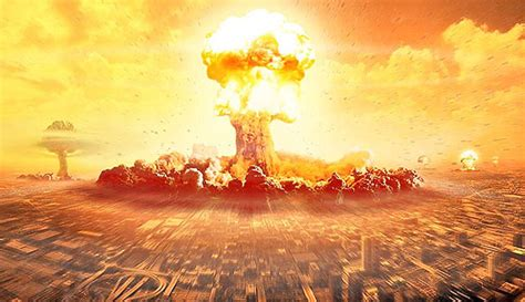 Bombed But Still A Day In The Sun by Surviving A Nuclear Explosion 2017 04 19 Daily Sun