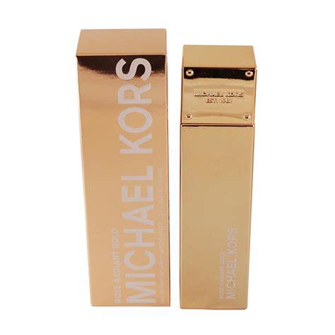 Michael Kors 100ml Edp Parfum Original radiant gold perfume for by michael kors edp