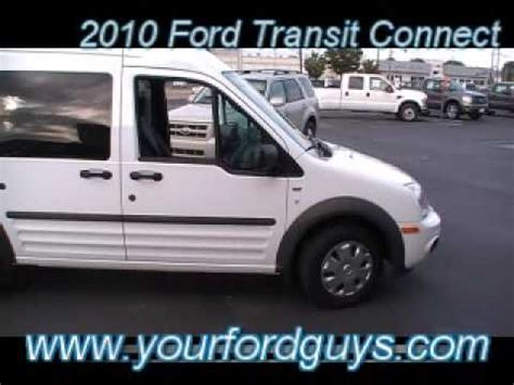 Mtn View Ford by 2010 Ford Transit Connect At Mtn View In Chattanooga Tn
