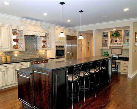 kitchen island design photos images angie s list