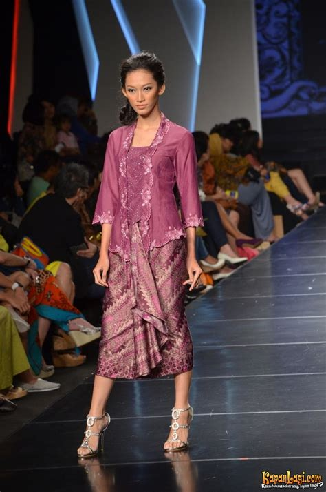 New Fasion Kebaya Floy Style 387 best batik indonesia images on indonesia