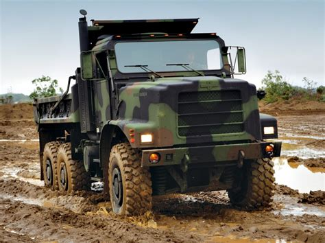 Oshkosh Mtt Medium Tactical Truck Modernoffroader Com