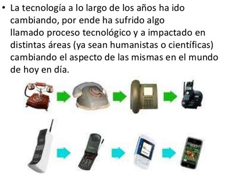 avance en la tecnologia el avance de la tecnologia