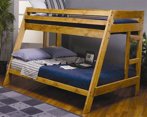 coaster furniture bunk bed coaster furniture twin over full bunk bed wrangle hill