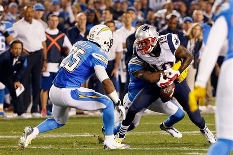 patriots chargers patriots vs san diego chargers the portland press