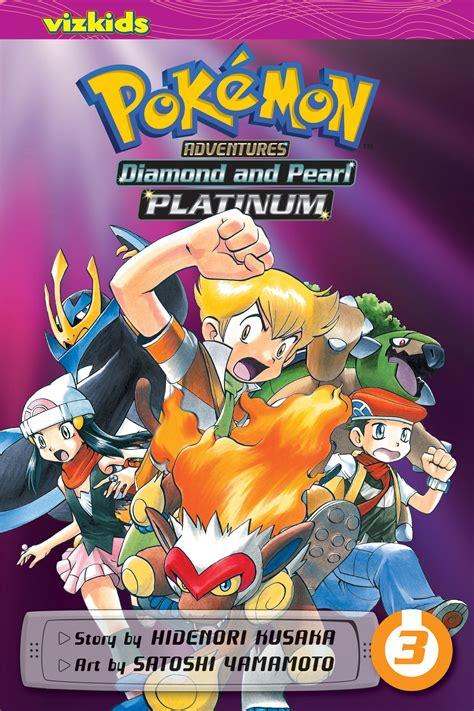 Adventures And Pearl Platinum Vol 7 pok 233 mon adventures and pearl platinum vol 3