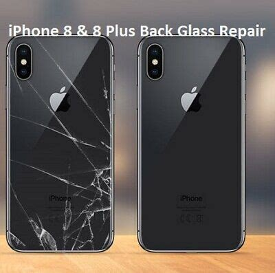 iphone     cover rear glass repair replacement