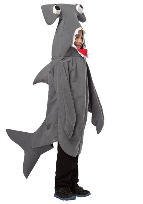 shark costume child hammerhead shark costume
