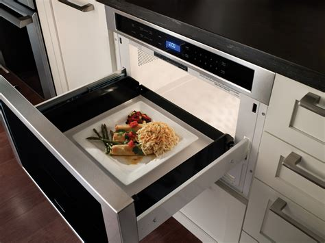 thermador microwave drawer price must have thermador s microdrawer microwave reviewed