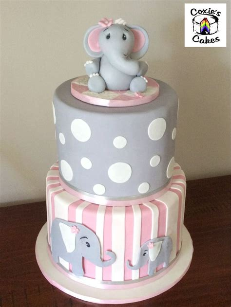 Elephant Baby Shower Cake by Best 25 Elephant Cakes Ideas On