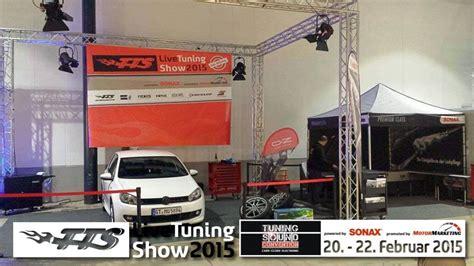 Auto Tuning Freiburg by Live Tuning Auf Der Automobil Freiburg Tts Tuning