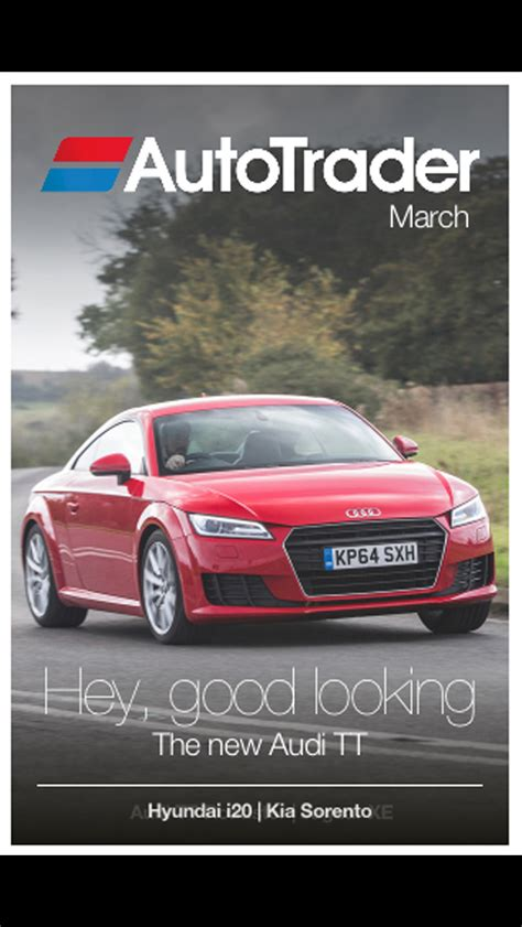 Auto Trader Uk by Auto Trader Magazine Uk Aso Report And App Store Data