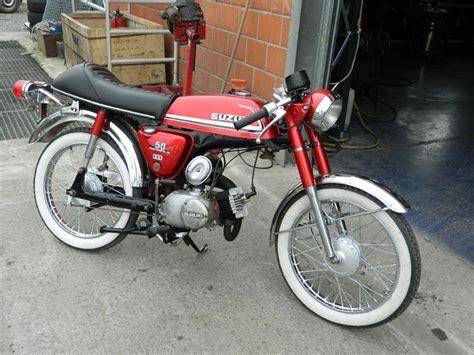 Suzuki Ac 50 Ac 50 Ca Roule