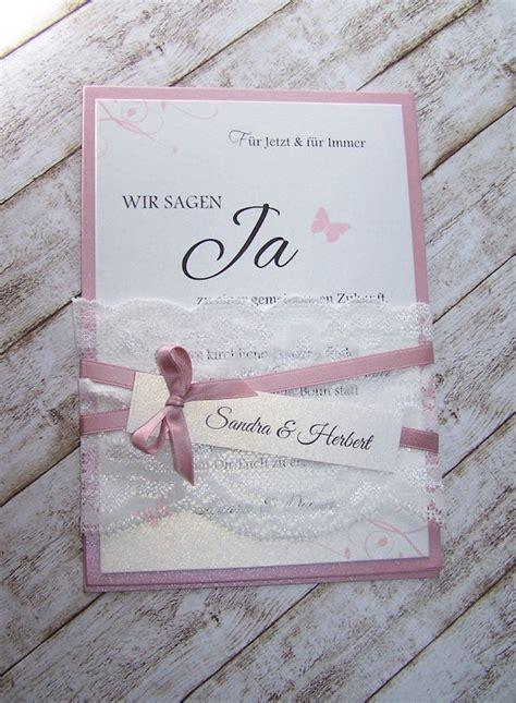 Einladungskarten Hochzeit Altrosa by Einladungskarten Hochzeit Taufe Vorlagen Design
