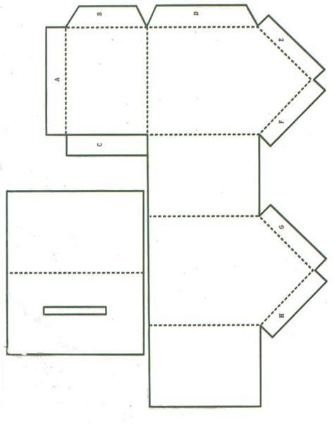 haus aus papier selber basteln vogelh 228 uschen oder sparhaus bastelfrau