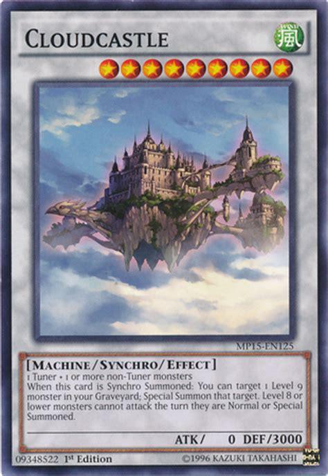 Castle Tuner by Cloudcastle Yu Gi Oh Fandom Powered By Wikia