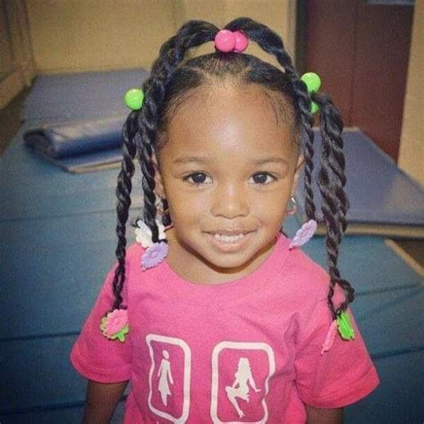 little girl hairstyles in ponytails black ponytail hairstyles for little girls