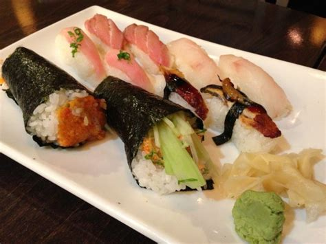 Sushi Ten In Tenafly Now Offers All You Can Eat Menu Teaneck Sushi Buffet Price