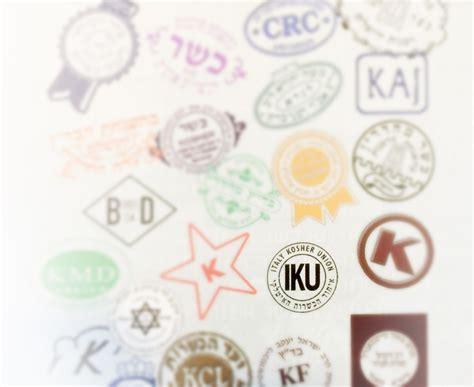 alimenti kosher la certificazione iku italy kosher union