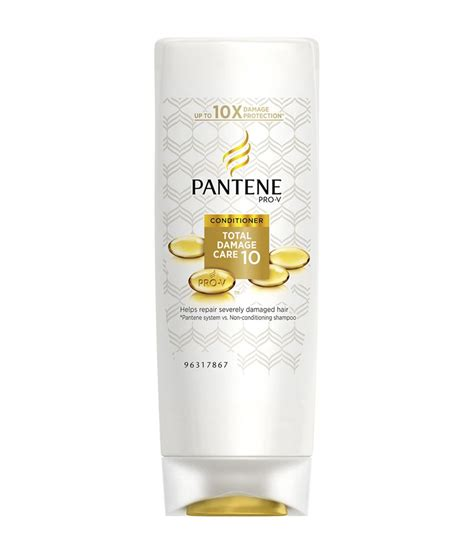 pantene hair conditioner pantene total damage care hair conditioner 75 ml buy